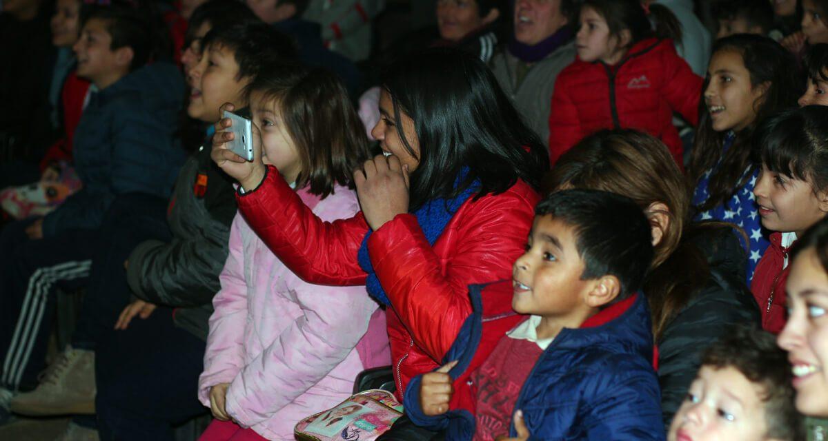 Casi 3000 niños asistirán a las funciones gratuitas del circo