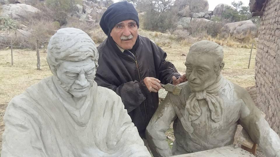 Achiras: se desarrolla el Proyecto Cultural Sanmartiniano
