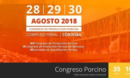 Agronomía y Veterinaria llevará adelante un congreso de producción porcina