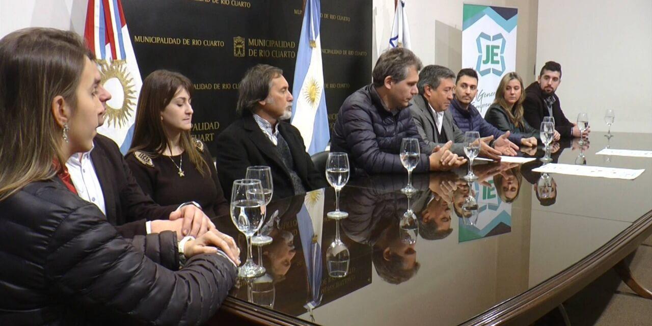 """Comenzará esta tarde el evento """"Emprender Río Cuarto 2018"""""""