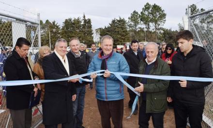 El gas natural se extiende en el sur provincial