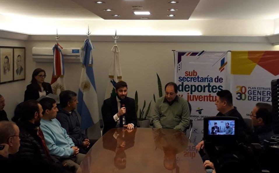 Instituciones de General Deheza recibieron subsidios