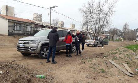 Huinca Renancó: supervisión del programa Hábitat