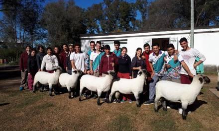 El IPEA 291 se prepara para una nueva Exposición Rural de Palermo
