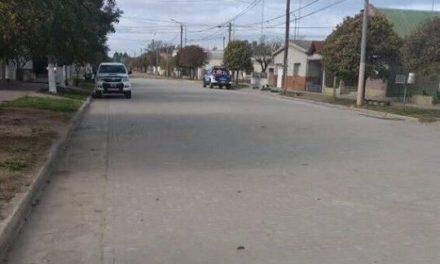 Italó: el Municipio avanza con la obra de Adoquinado