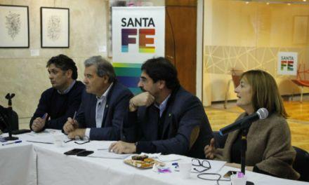 Lechería: reunión de provincias y referentes del sector