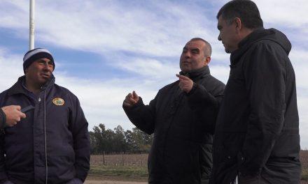 Serrano: Crece el proyecto Centenario