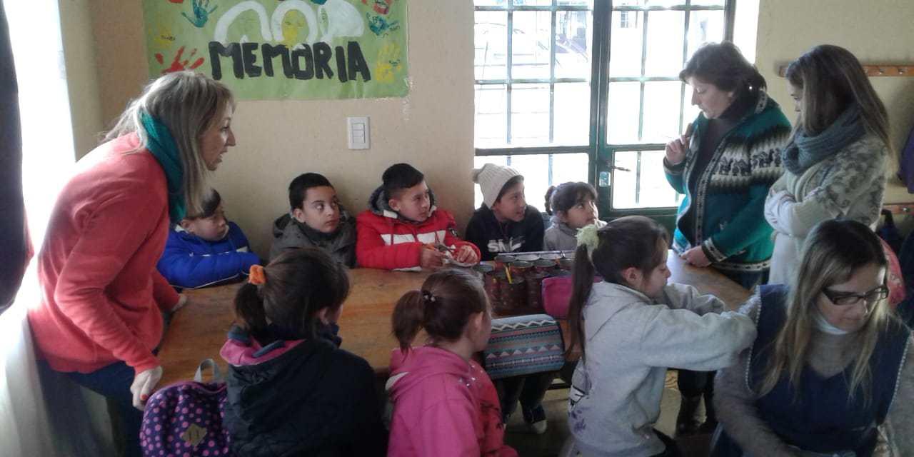 Subsecretaria de Niñez: continúan los talleres de buen trato y cuidado del cuerpo