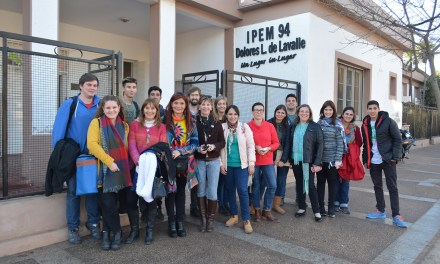 La Universidad mostró su oferta académica y de servicios en Moldes