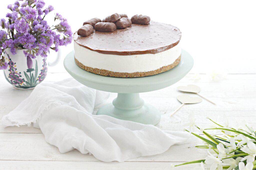 Torta Twix Senza Cottura La Ricetta Che Vale