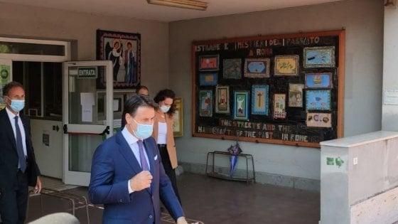 Appello al Presidente Giuseppe Conte dopo la visita a Torre Angela