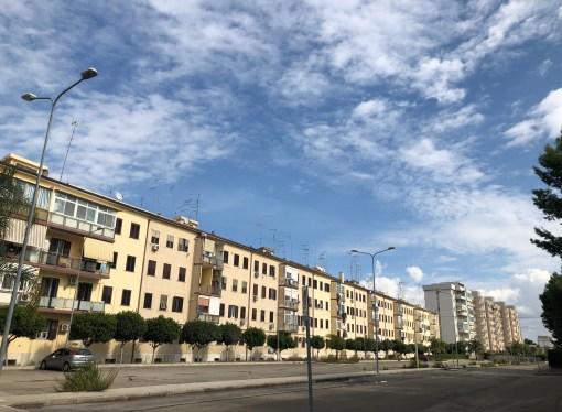 Taranto, addio mercatino delle pulci alla Salinella