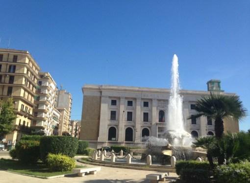 Medicina nell'ex sede della Banca d'Italia a Taranto