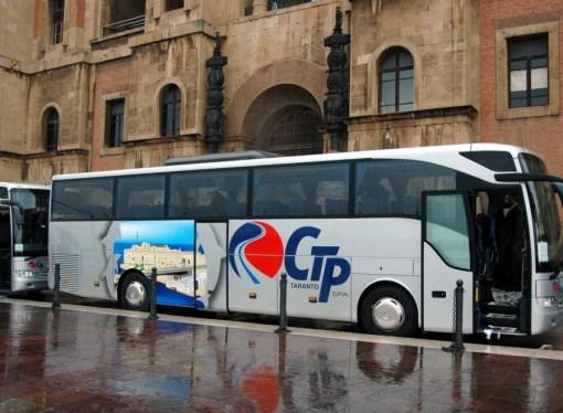 Taranto, il Ctp revoca il licenziamento di 18 autisti