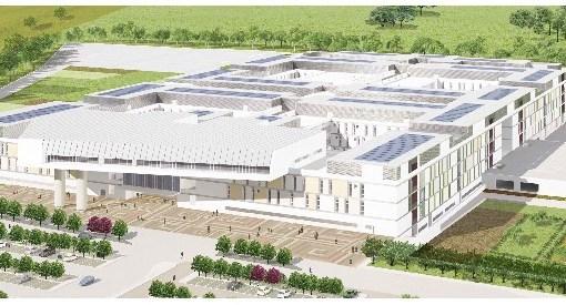 Taranto, pubblicato il bando per la realizzazione del nuovo ospedale San Cataldo