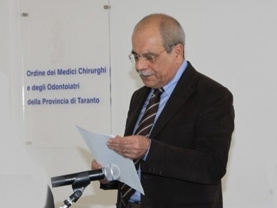 """L'Ordine dei Medici: il """"Cantiere Taranto"""" non tutela la salute"""