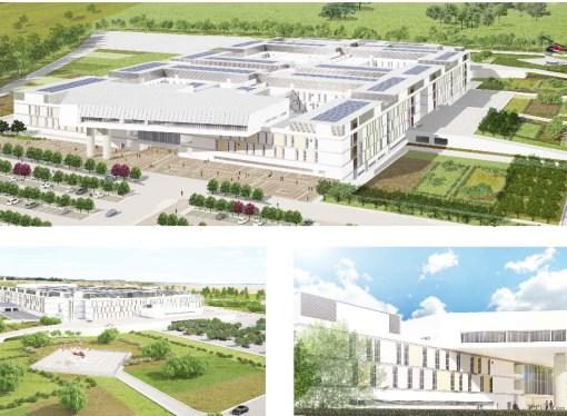 Taranto, quel nuovo ospedale… in alto mare