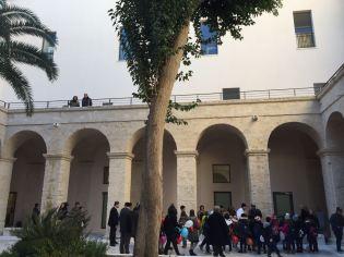 Taranto, ospedale vecchio 7 dicembre 2017