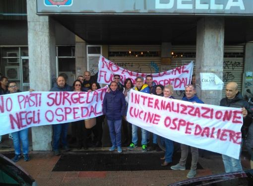 Mense ospedali, in Puglia la vertenza non è chiusa