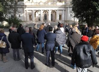 Palazzo Brasini passa al Comune, ministro e sindaco firmano l'intesa