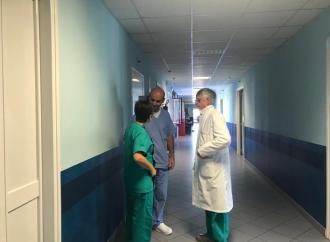 Il viaggio della speranza stavolta è verso Taranto: intervento riuscito!