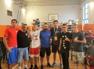 Quero-Chiloiro, otto pugili danno l'assalto ai campionati italiani