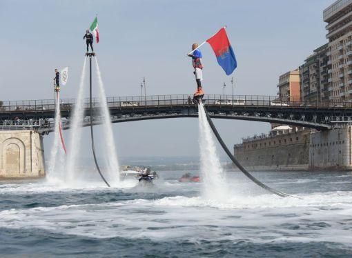 Trofeo del Mare, le immagini di una festa tarantina