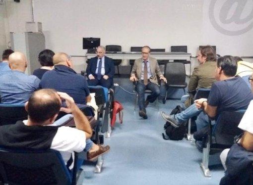 Ex Marcegaglia Taranto, si apre uno spiraglio per 80 cassintegrati