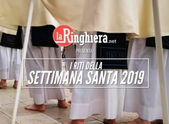 """Taranto, i Riti in diretta su La Ringhiera <span class=""""dashicons dashicons-calendar""""></span>"""