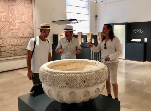 Pomeriggio al museo, Agnelli e Diodato portano il Cinzella al MarTa