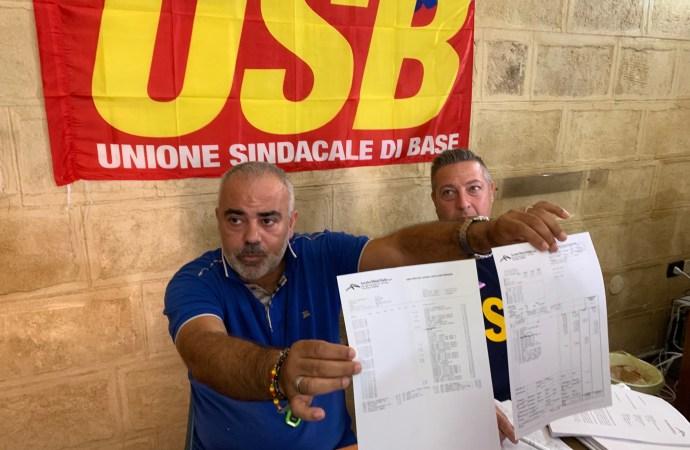 """Usb: """"Razzismo politico per Taranto. Ecco le nostre proposte"""""""