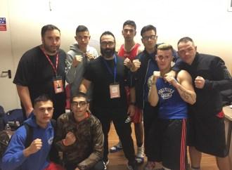 Boxe, positiva trasferta in Toscana della Quero-Chiloiro