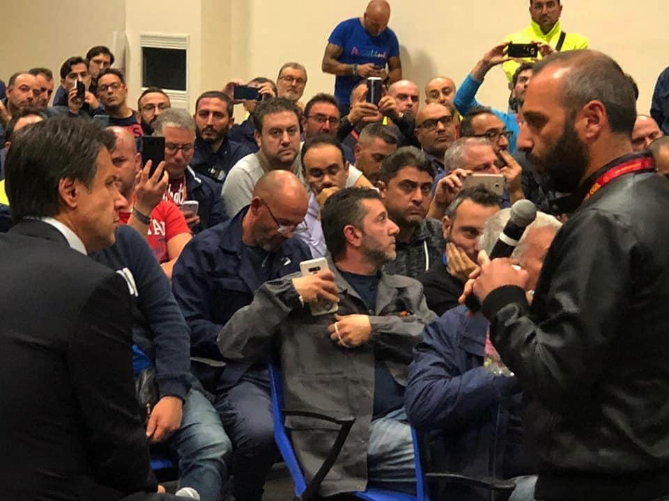 Mittal, sindacati pronti a marciare su Roma: Taranto rischia di implodere - La ringhiera