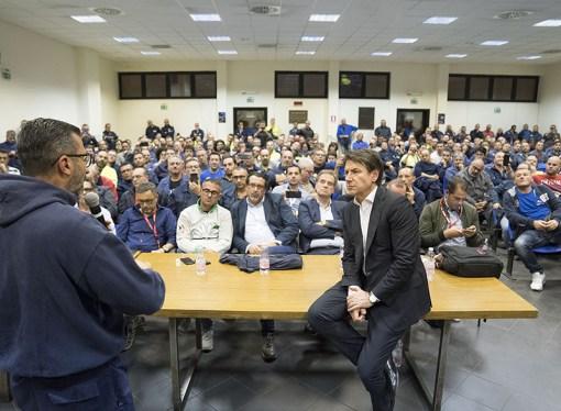 Cantiere Taranto, governo al lavoro sul nuovo decreto