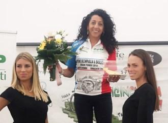 Una tarantina sul podio più alto di Bicinpuglia Mountain Bike