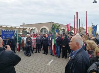 Taranto non dimentica. Cerimonia in memoria di Francesco Zaccaria [VIDEO]