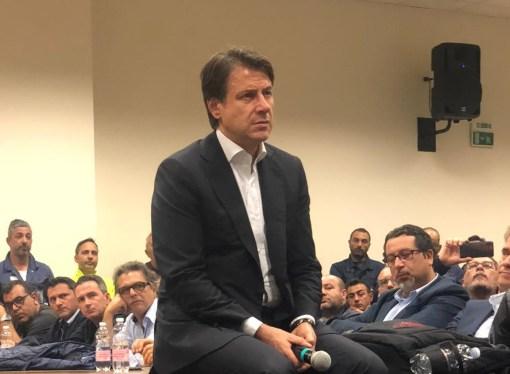 Taranto, le associazioni a Conte: Anche noi al tavolo di crisi