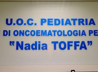 Taranto, ecco il reparto intitolato a Nadia Toffa