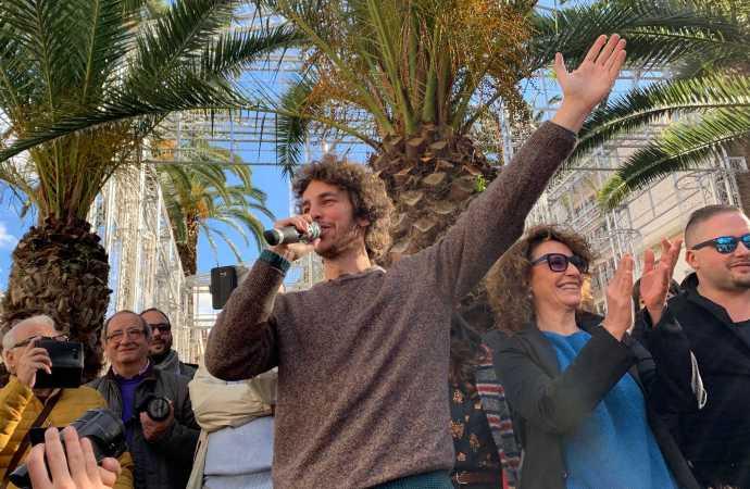 Taranto, sull'ambiente le sardine fanno… i gobbioni