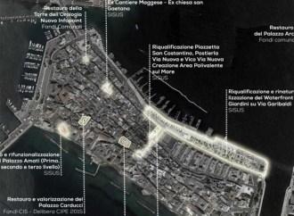 """Taranto, il piano di """"rinascita"""" firmato dal Comune: le slide"""