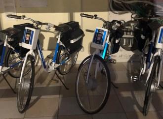 Taranto, bici elettriche per i vigili urbani