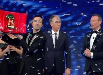 Sanremo 2020, Diodato: Vittoria per la mia famiglia e per Taranto, città in cui bisogna fare rumore