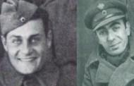 Διονύσης Παπαγιαννόπουλος και Λάμπρος Κωνσταντάρας στο μέτωπο του '40