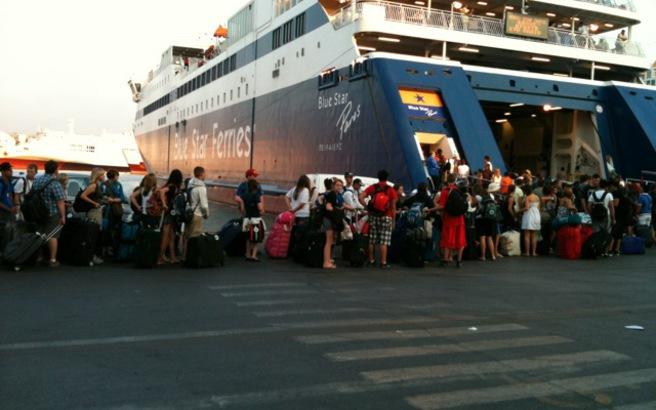 Νέα 24ωρη απεργία της ΠΝΟ. Δεμένα τα πλοία στα λιμάνια