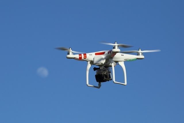 Ληστεία με... drone! (Video)