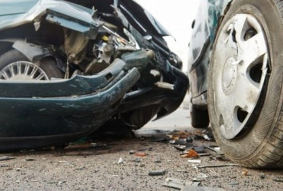 Λάρισα: Τροχαίο με τραυματία