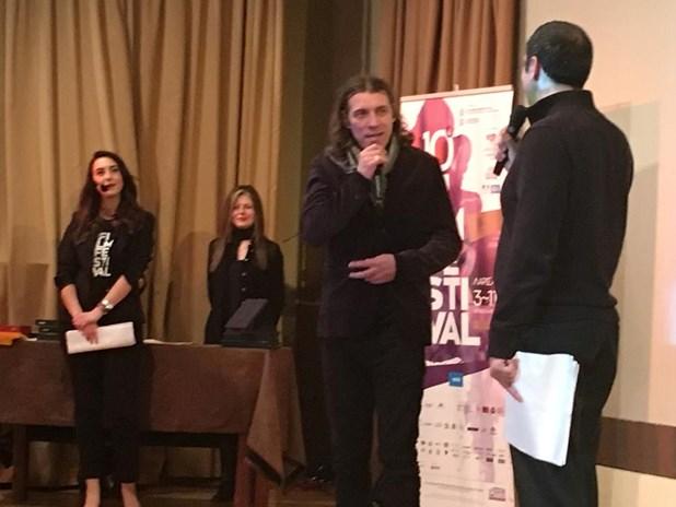 Ποιοι κέρδισαν τα βραβεία στο 10ο Κινηματογραφικό Φεστιβάλ Λάρισας