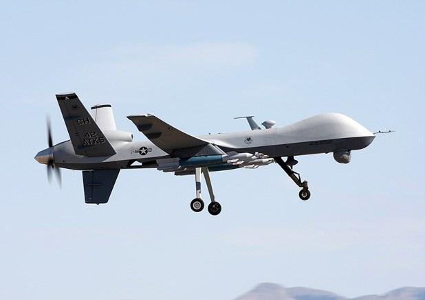 Ξεκινούν οι πτήσεις των Αμερικάνικων drones από Λάρισα