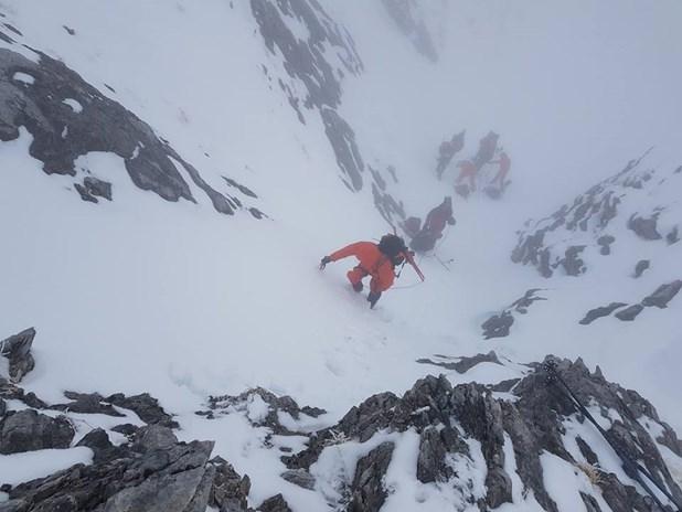 Εκπαίδευση στον Ολυμπο για τους ορειβάτες της 8ης ΕΜΑΚ (Εικόνες)