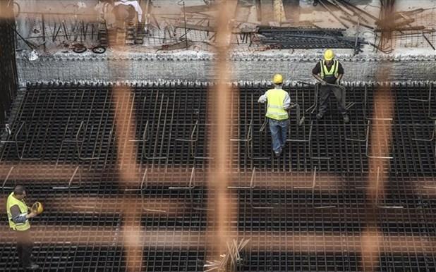 Μετρημένες στα δάχτυλα οι νέες οικοδομές στη Λάρισα